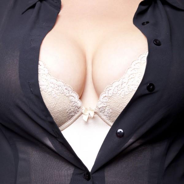 фото грудь большая в лифчике