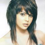 Красивая стрижка на средние волосы: креативные и популярные варианты