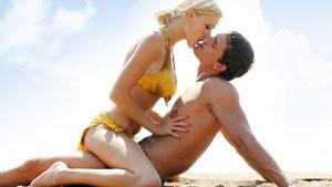 Мужчина весы и женщина овен  в сексе