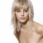 Стрижка лесенкой на средние волосы: виды, особенности ухода и укладки