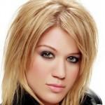 Стрижка на средние волосы без челки: советы профессионалов для дам с круглым лицом