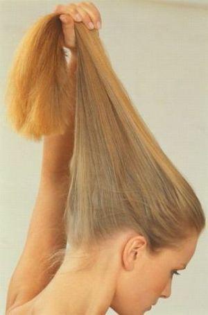 Как определить корень волоса