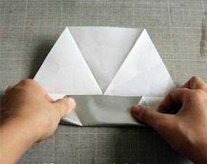 Инструкция снежинки оригами продолжение