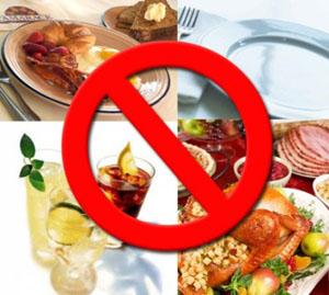 Что не нужно есть при повышенной кислотности