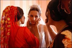 Традиционная цыганская свадьба
