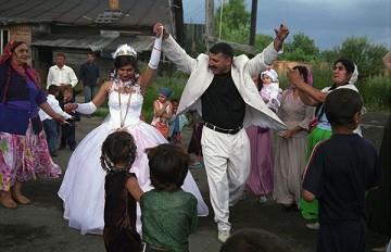 Цыганские обычаи свадебные