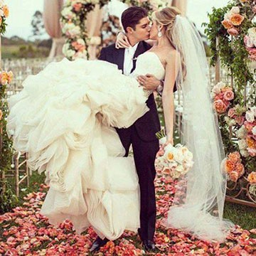 Приснилась моя свадьба