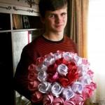 Как делать цветы из бумаги своими руками: роза, сакура и другие