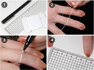 Как определить размер кольца в домашних условиях при помощи нитки