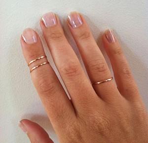 Как определить размер кольца в домашних условиях