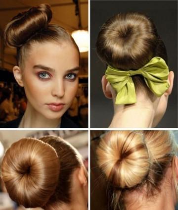 самые красивые прически из коротких волос для девочек