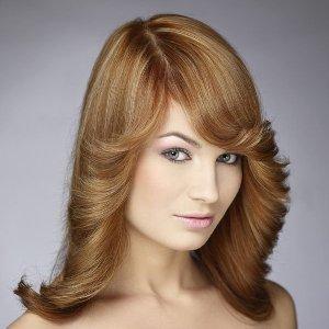 Как уложить волосы с креативной стрижкой