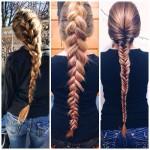 Как заплетать красивые косы: рыбий хвост, колоски, греческие, датские