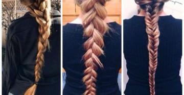 как заплетать красивые косы