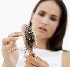 Маска с никотинкой против выпадения волос