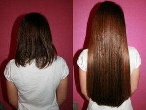 Народные рецепты роста волос