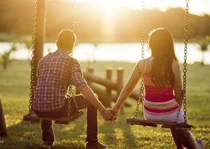 Мужчина телец и женщина овен в любви