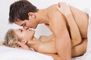 Мужчина телец и женщина телец в сексе