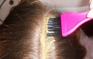 Применение горчичной маски для волос