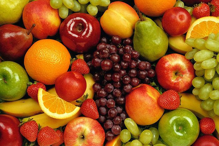 Пилинг соком из свежих фруктов