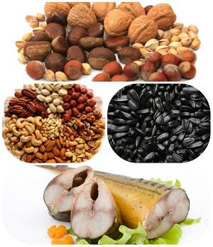 Правильное питание полезное для волос