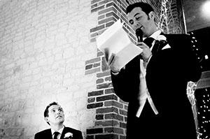 Поздравления со свадьбой жениха своими словами