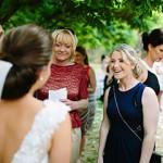 Поздравления в день свадьбы для невесты и жениха от родственников и гостей