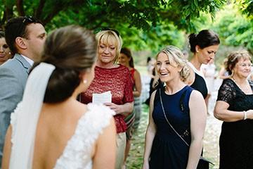 Поздравления невесты от матери фото 161