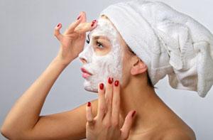 Правила применения очищающей маски