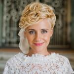 Прически на свадьбу на короткие волосы для красивой невесты
