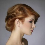 Простые и праздничные варианты причесок на волосы до плеч своими руками