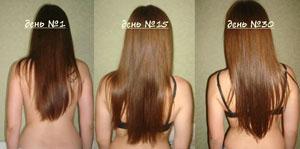 Маска от сухих волос на ночь