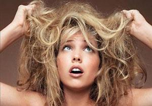 Какие существуют признаки поврежденных волос