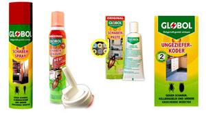 Промышленные средства для борьбы с тараканами
