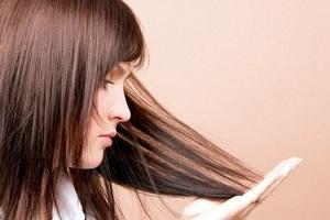Определяем степень выпадения волос