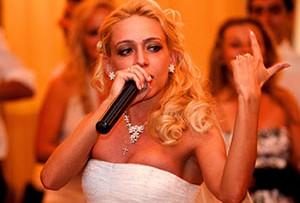 Совет невесте по исполнению песни для жениха