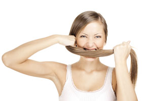 Методы укрепления и лечения волос