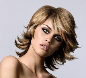 Структура волос при выборе креативной прически