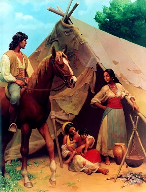 Цыганские традиции