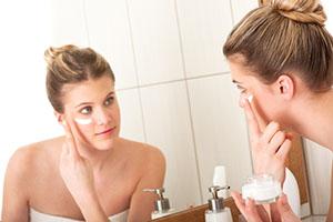 Уход за кожей после кислотного пилинга