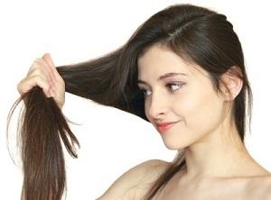 Действие витаминов для волос