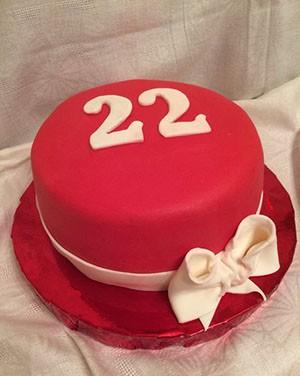 22 свадьба какая что дарить