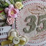 35 лет совместной жизни — какая свадьба, что дарить, какие поздравления подобрать?