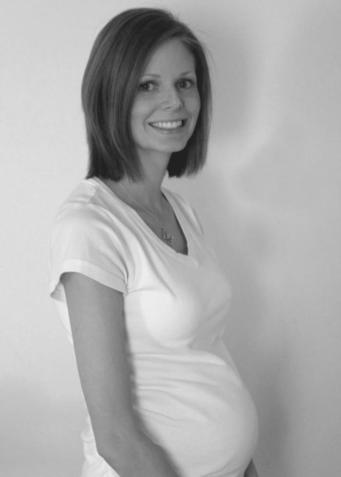 Живот на 18 неделе беременности фото