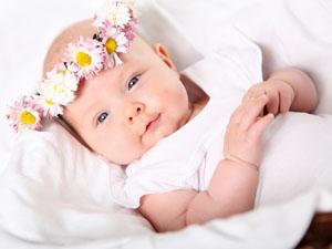 Сон ребенка в два месяца
