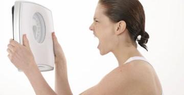 не получается похудеть