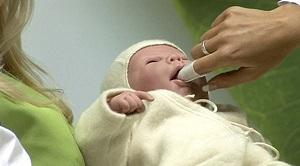 Лечение молочницы рта ребенка