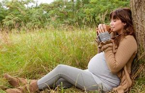 Боровая матка при зачатии