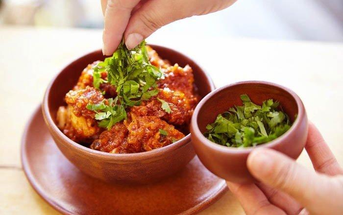 Фото рецепт блюда из курицы