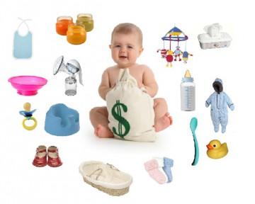 что нужно купить для новорожденного на первое время